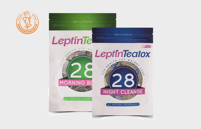 Trà giảm cân leptin teatox