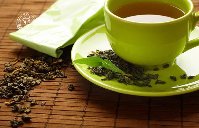 Công thức giảm cân tại nhà với trà xanh