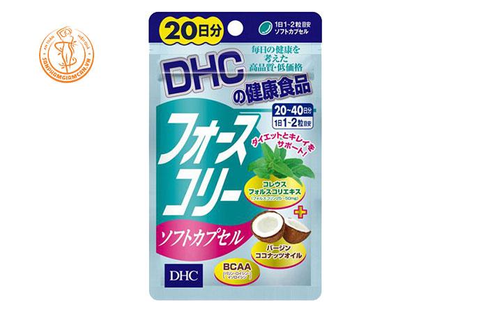 Thuốc giảm cân DHC dầu dừa