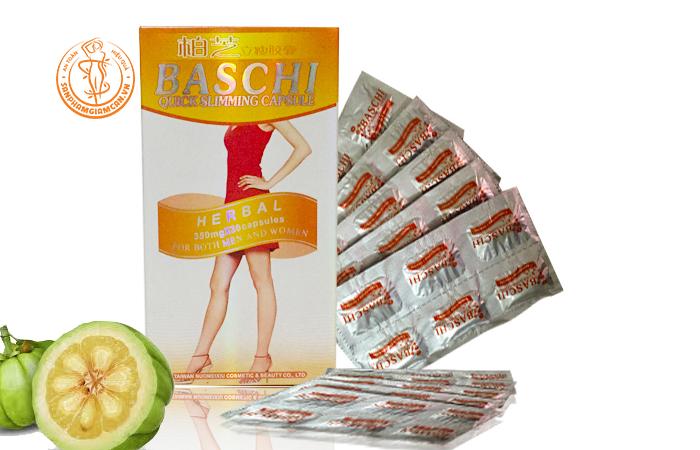 Hướng dẫn sử dụng giảm cân Baschi đúng cách nhất