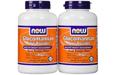 Glucomannan kiểm soát cơ đói