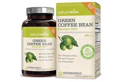 Green Coffee Bean Extract (Hạt cà phê xanh)