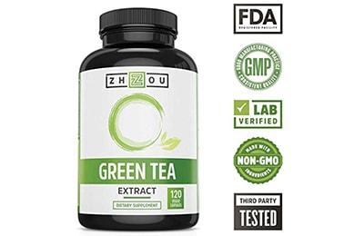 Green Tea Extract (Chiết xuất trà xanh)