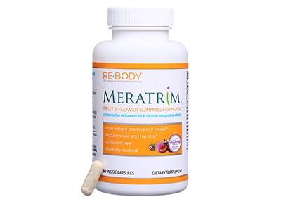 Meratrim thương hiệu mới nhưng mạnh về giảm cân