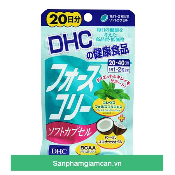 Giảm cân DHC Nhật Bản