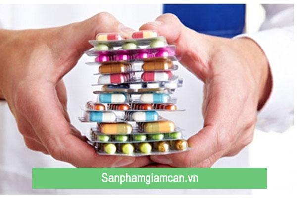 Lạm dụng thuốc giảm cân tình trạng khá phổ biến