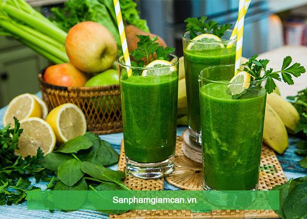 Tổng hợp những loại rau xanh tốt cho việc giảm cân