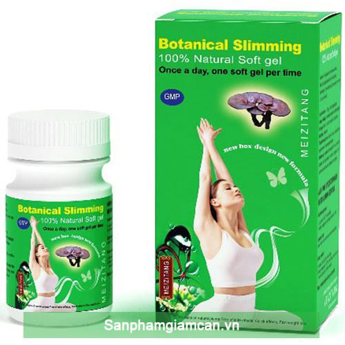 Botanical Slimming thành phần thảo dược