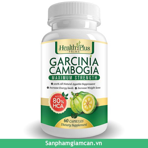 Thuốc giảm cân Garcinia Cambogia