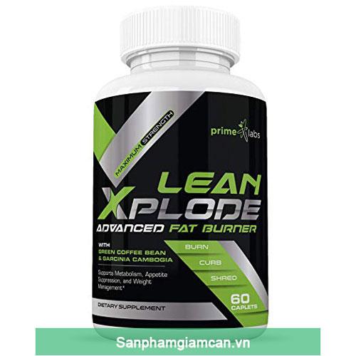 Thuốc giảm cân Lean Xplode