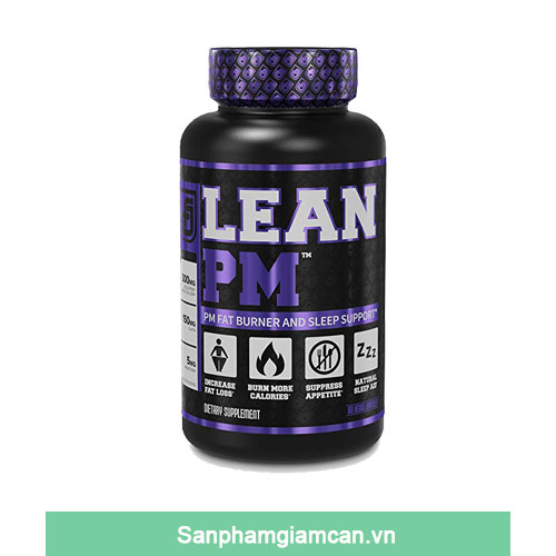 LEAN PM - Thuốc giảm cân cho nam