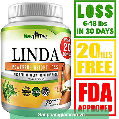 Linda TPCN ức chế thèm ăn