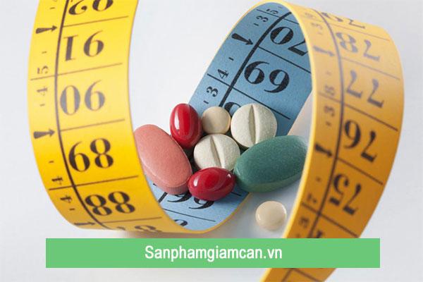 Thuốc giảm cân hay TPCN