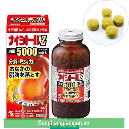 Naishitoru 85 Kobayashi sản phẩm lâu năm về giảm cân