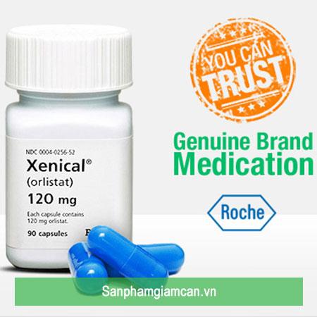 Thuốc giảm cân Xenical được FDA chấp thuận và sử dụng rộng dãi trên toàn thế giới