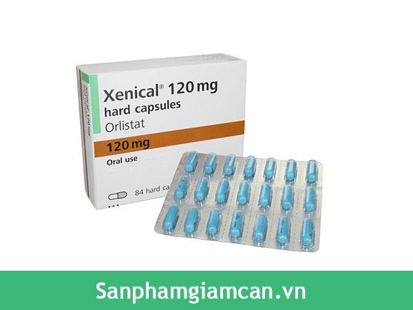 Thuốc giảm cân Xenical (USA)