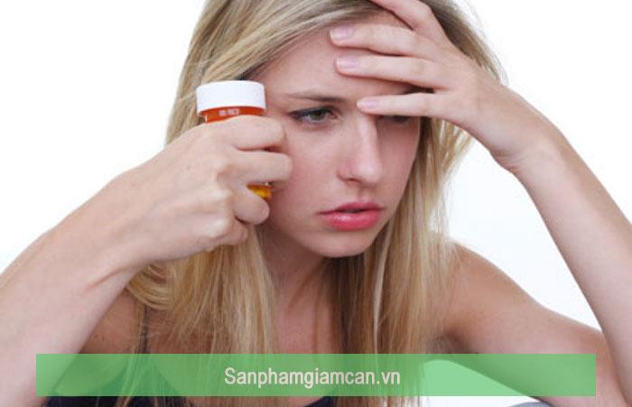 Một số tác dụng phụ của thuốc giảm cân có thể gây ảnh hưởng nghiêm trọng tới sức khỏe người sử dụng