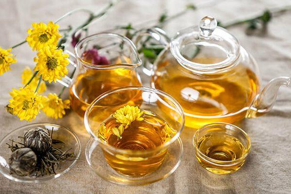 Giảm cân nhanh từ các loại trà hoa bạn đã thử chưa? 2