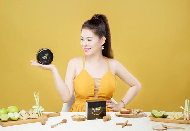 Cao gừng tan mỡ sử dụng cho nhiều đối tượng thừa cân
