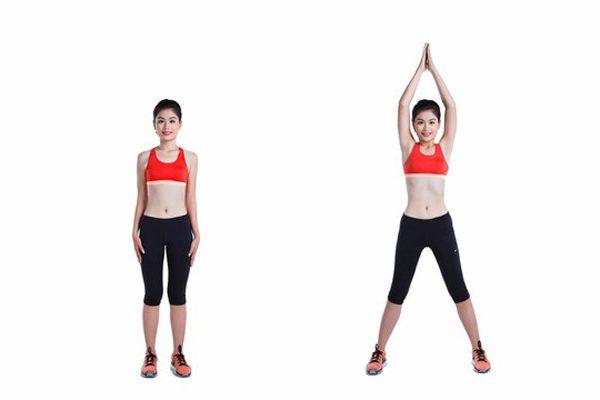 Bài tập Hiit giúp đẩy lùi mỡ thừa toàn thân hữu hiệu