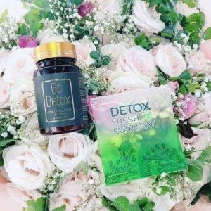 Nguồn gốc trà giảm cân Godetox