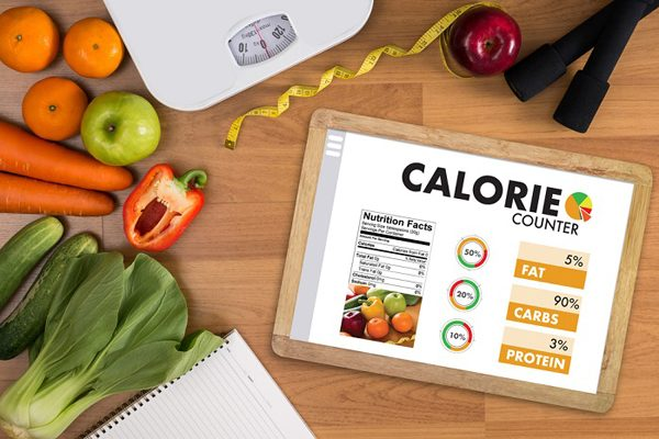 Hướng dẫn cách tính một ngày cần bao nhiêu calo để giảm cân? 3