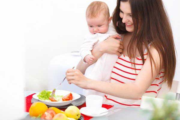 Kinh nghiệm giảm cân sau sinh mổ hiệu quả an toàn 4