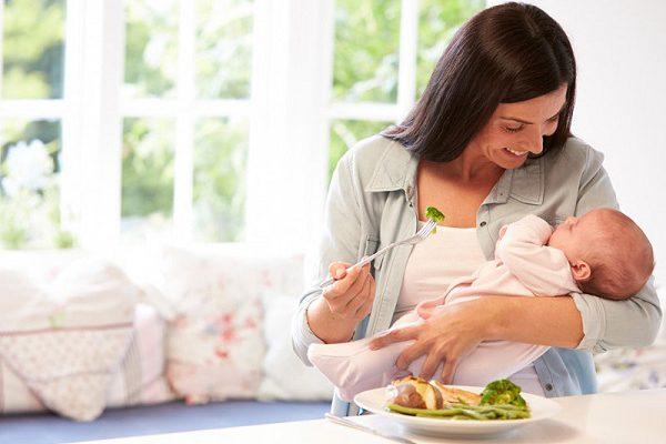 Kinh nghiệm giảm cân sau sinh mổ hiệu quả an toàn