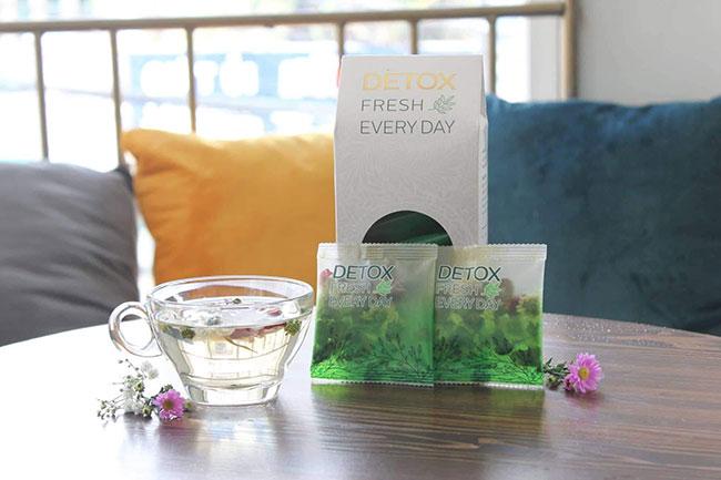 Có hay không nên sử dụng trà giảm cân Godetox?