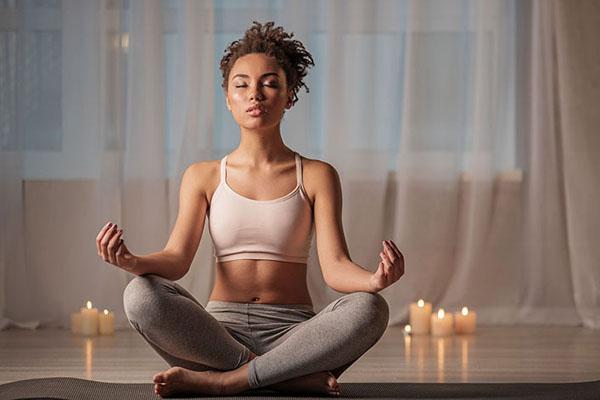 Bài tập hít thở đúng cách giúp giảm mỡ bụng hiệu quả 2