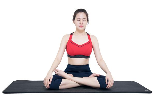 Bài tập hít thở đúng cách giúp giảm mỡ bụng hiệu quả