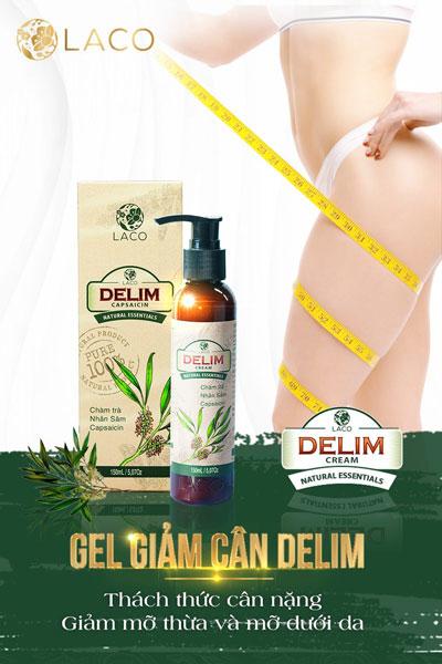 Nếu bạn bị béo bụng thì hãy dùng ngay Delim