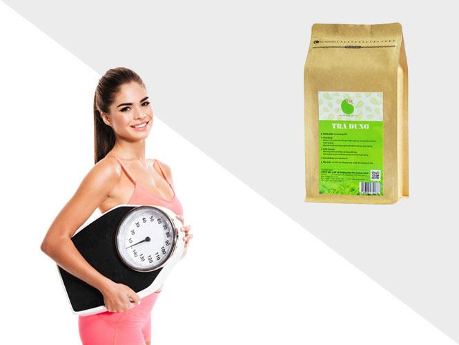 Trà dung hỗ trợ giảm cân thanh lọc cơ thể