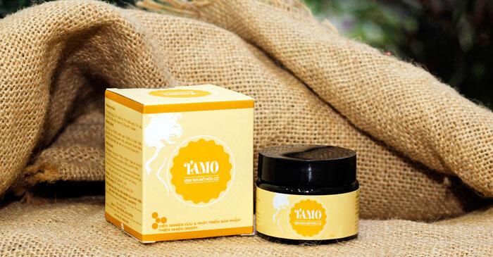 Review hiệu quả của kem Tamo