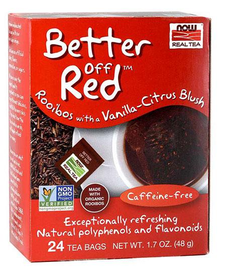 Rooibos tea được bán trên toàn thế giới