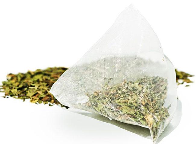 Cách pha trà atisô tương tự trà lipton