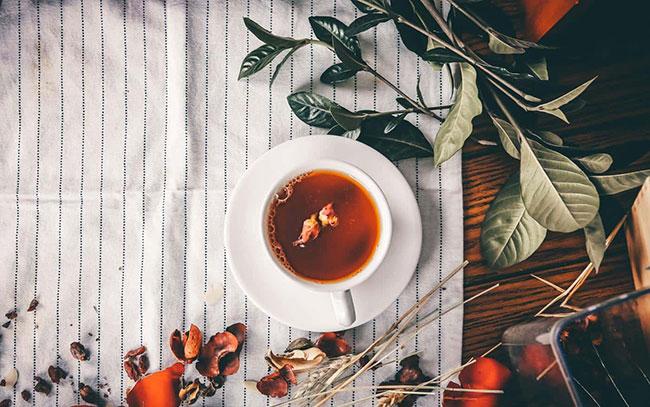 Cách pha tương tự như trà xanh