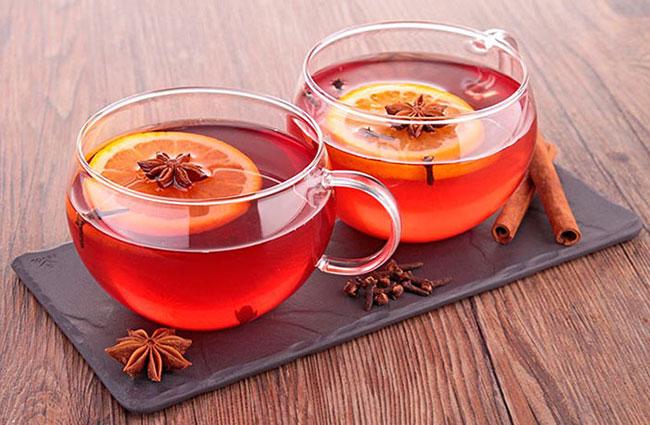 Uống trà Rooibos mỗi ngày giúp cải thiện sức khỏe tổng thể