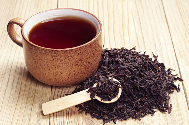 Có hơn 20 tác dụng của trà đen được tìm ra