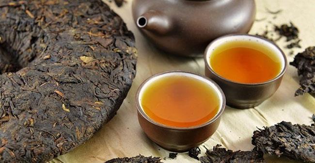 Chè (trà đen) cũng giúp giảm cân và làm đẹp da