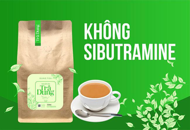 Trà dung pha tương tự trà xanh