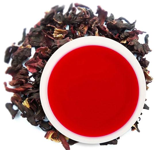 Hibiscus Tea - Trà hoa dâm bụt
