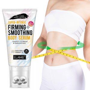 Kem tan mỡ Elaimei 3D Roller Slimming Cream